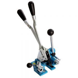 Комбинорованное устройство для стреп-лент
